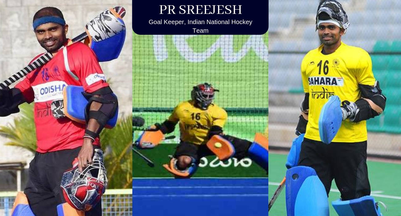 1d0896e7445 Parattu Ravindran Sreejesh took birth in Ernakulam in Kerala on 8th may  1986. The Goalie won Arjuna Award in 2013 and Padma Shri in 2017.