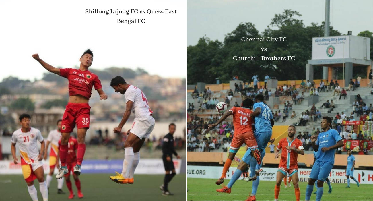 I-League matchday 2 | Shillong Lajong FC vs Quess East Bengal FC and