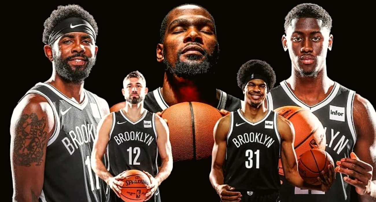 Updated Brooklyn Nets Big Three Chase Your Sport Sports Social Blog