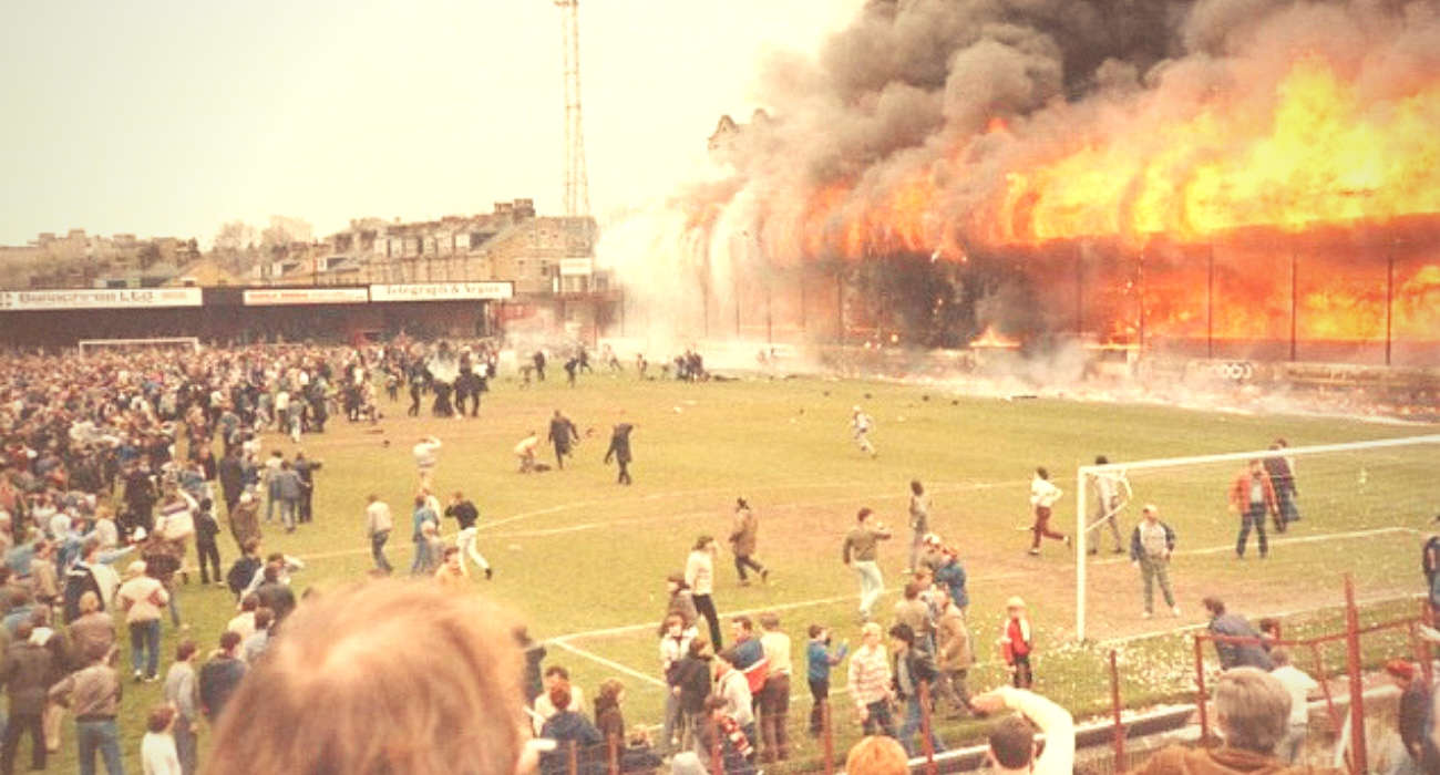 Bradford City Stadium Fire: The Forgotten Fire Tragedy of 1985 ...