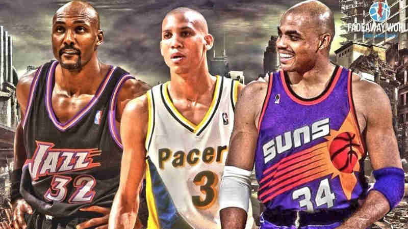 NBA LEGENDS WHO NEVER GOT A RING | Chase Your Sport - Sports