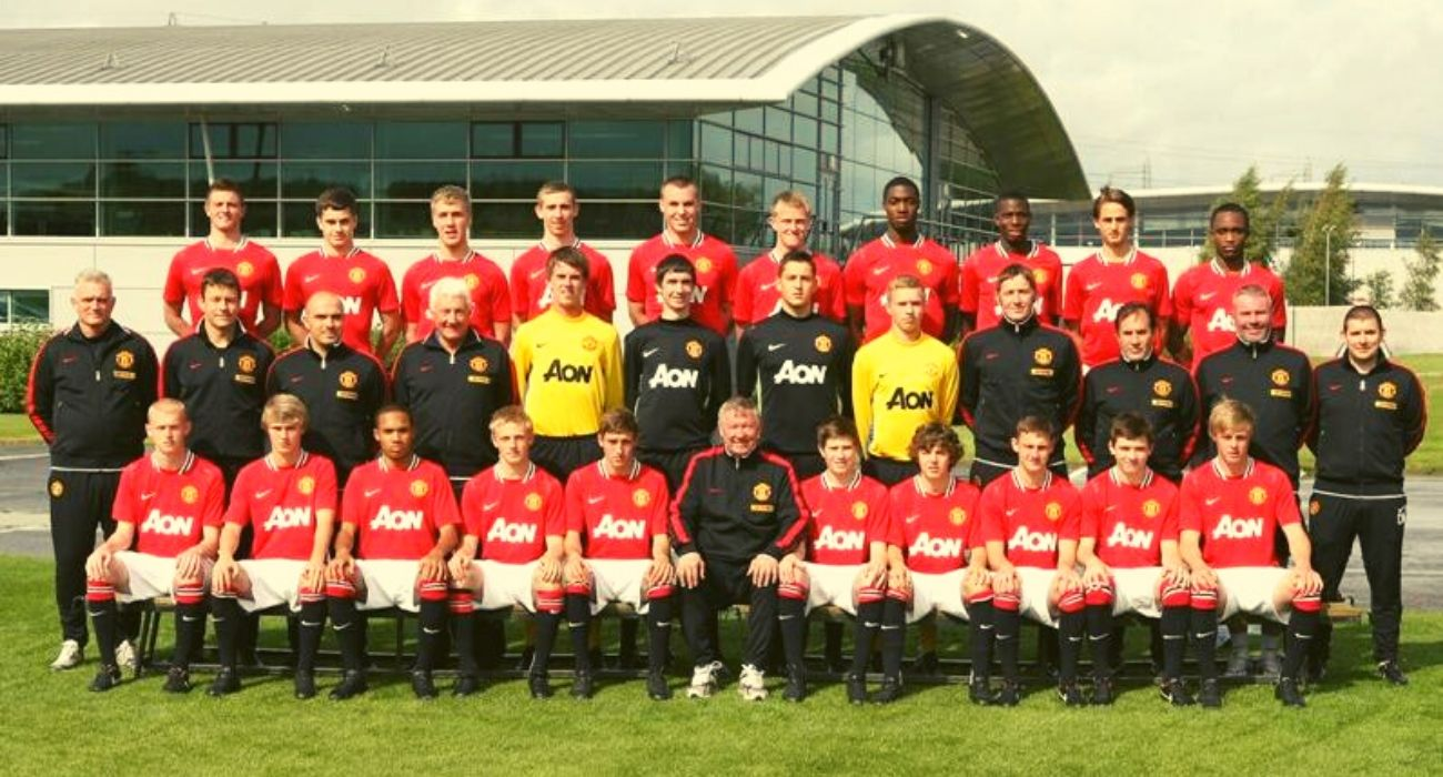7 Minutes Of Future The Manchester United Academy Impact Chase Your Sport Sports Social Blog