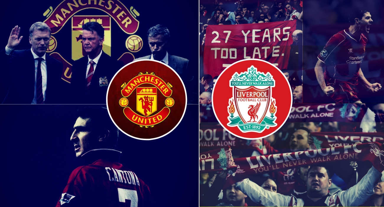 Manchester United VS Liverpool rivalry | Chase Your Sport ...