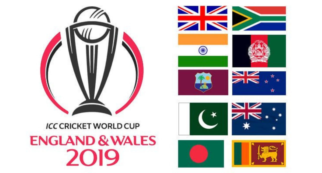 Cricket world cup 2019 schedule | Check out the full match