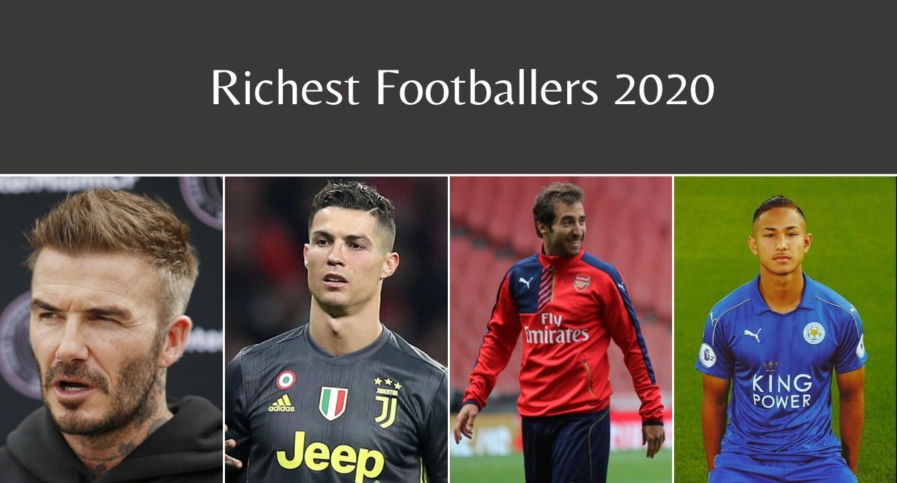 Top 10 Richest Footballers Around The World Their Net Worth Chase Your Sport Sports Social Blog