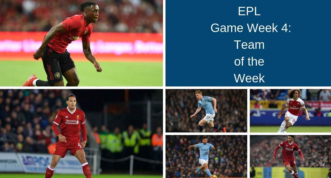 English Premier League GW 4: Team of the Week | Chase Your