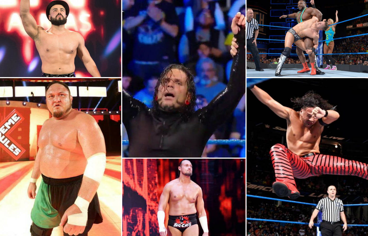 Why John Cena should win either WWE or Universal