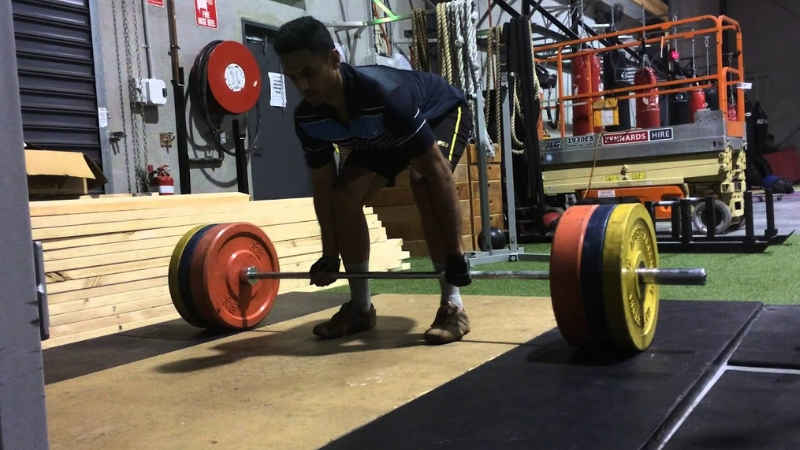 Captain Deadlifts and its benefits | Chase Your Sport