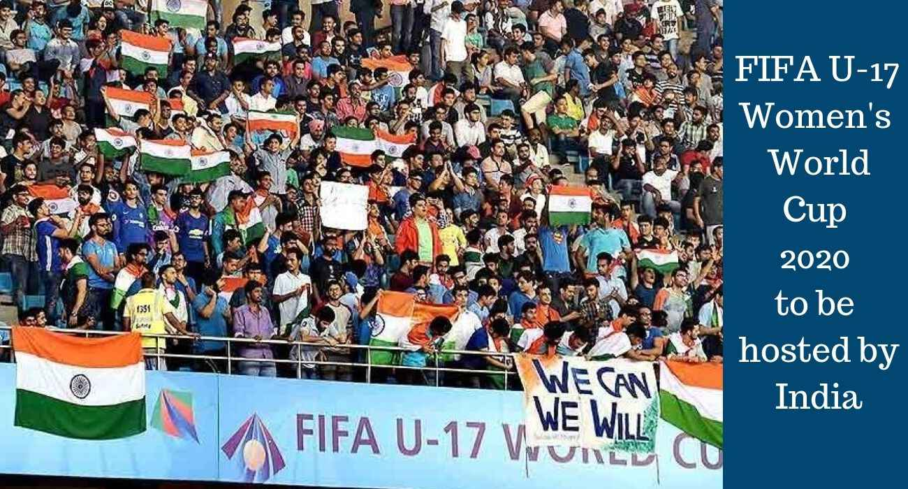 When World Cup 2020.Fifa U 17 Women S World Cup 2020 To Be Held In India Chase